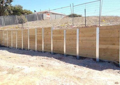 Sleeper-Retaining-Wall