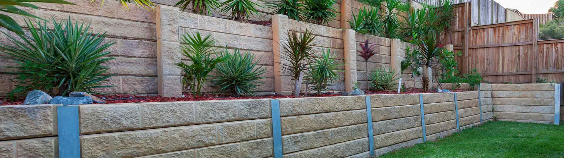 Retaining-Walls -Melbourne